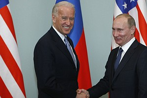 Biden And Putin Won't Hold A Joint News Conference After Their Geneva Meeting