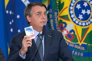 Brazil's Main COVID Strategy Is A Cocktail Of Unproven Drugs