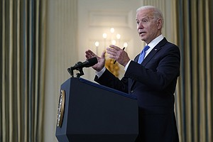 Why Some States Push Back As The Biden Administration Doles Out Relief Money