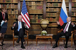 Biden Tells Putin To Crackdown On Ransomware. What Are The Odds He Will?