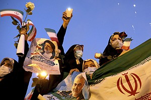 What The Election Of A New Hard-Line President In Iran Means For The Nuclear ...