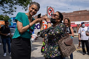 New Yorkers Head To The Polls In A Heated Mayoral Primary. Here's What's At S...