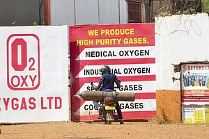 Africa Is Running Out Of Oxygen
