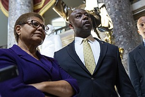 Lawmakers Reach A Bipartisan Agreement On Police Reform