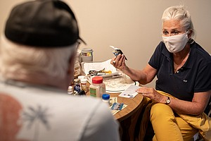 With Workers In Short Supply, Seniors Often Wait Months For Home Health Care