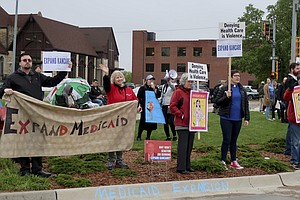 12 Holdout States Haven't Expanded Medicaid, Leaving 2 Million People In Limbo