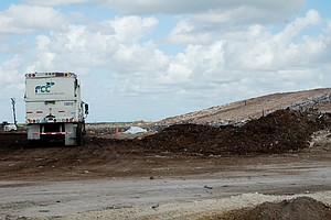Your Trash Is Emitting Methane In The Landfill. Here's Why It Matters For The...