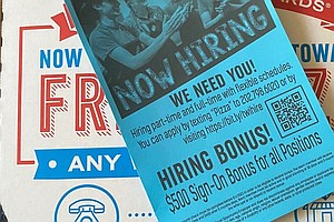 A $500 Sign-On Bonus To Deliver Pizzas? Here's What To Know About Hiring Ince...