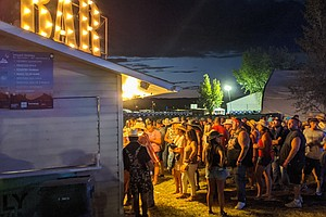 With Delta Variant Surging In Colorado, A Country Music Festival Goes On