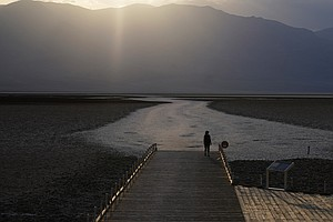 Death Valley Posts 130-Degree Heat, Potentially Matching A Record High