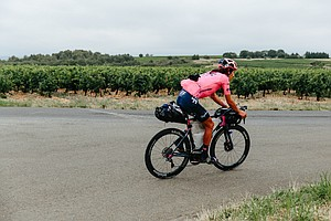 A Pro Cyclist Rode An Unofficial, Solo Tour De France And Beat The Pack