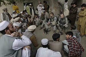 Evacuation Of Afghan Interpreters And Others Who Aided U.S. To Begin In Late ...