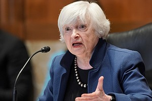 Families Are Receiving A Child Tax Credit. Janet Yellen Says It Should Be Per...