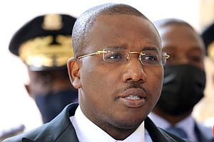 Haiti's Interim Prime Minister Says He Is Optimistic On Forming A Unity Gover...