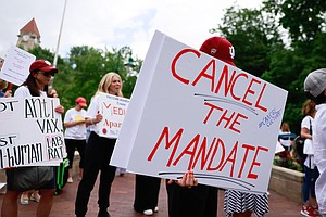 Indiana University's Vaccine Requirement Should Stand, Federal Judge Rules