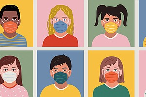 Everyone Should Wear A Mask In Schools, Vaccinated Or Not, U.S. Pediatricians...