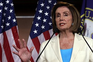 Pelosi Rejects 2 GOP Nominees For The Jan. 6 Panel, Citing The Integrity Of T...
