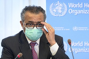 China Has Rejected A WHO Plan For Further Investigation Into The Origins Of C...