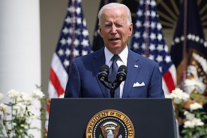 Biden Is Considering A Vaccine Or Testing Mandate For Federal Workers