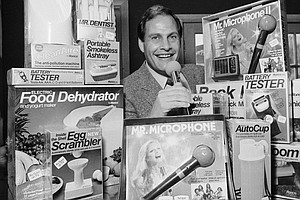 Ron Popeil, Pioneer Of 'Wait...There's More!' Late-Night Infomercials, Is Dea...