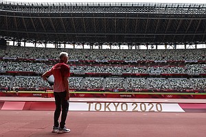 Coronavirus Cases At The Tokyo Olympics Continue To Increase