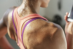 Why Sweat Is A Human Superpower
