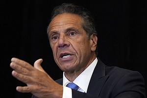 N.Y. Gov. Andrew Cuomo Sexually Harassed Multiple Women, State Investigation ...