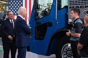 Biden Shifts Away From Trump Rules With New Emissions Standards For Cars