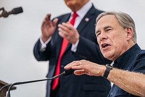 Controlling The Border Is A Challenge. Texas Gov. Abbott's Crackdown Is Provi...