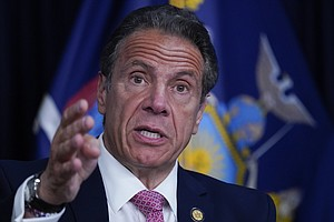 An Executive Assistant To Andrew Cuomo Goes Public With Allegations Of Harass...
