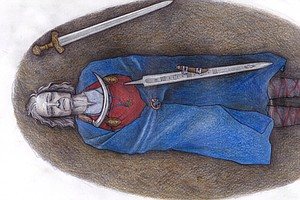 1,000-Year-Old Remains May Be Of A Highly Respected Nonbinary Warrior, Study ...