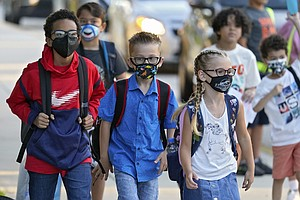 In Florida, Texas And Arizona, Defiant School Leaders Are Sticking With Mask ...