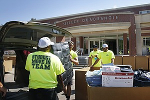 College Move-In Was Supposed To Mark A Return To Normal. Then Came The Delta ...