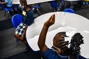 Polls: Parents Support School Mask Mandates But Oppose Student Vaccine Requir...
