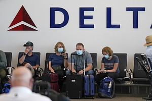 Delta Air Lines Is Going To Start Charging Unvaccinated Employees $200 Per Month