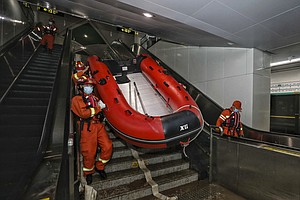 NYC's Subway Flooding Isn't A Fluke. It's The Reality For Cities In A Warming...