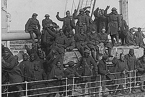 An All-Black Unit That Fought Germany And Racism In WWI Gets Congressional Go...