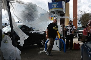 Gas Prices Unlikely To Skyrocket As Oil Companies Assess Hurricane Ida Damage