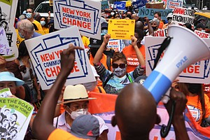 New York Extends Its Eviction Moratorium Through End Of 2021