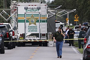 A Florida Gunman Killed 4, Including A Mother Who Was Still Cradling Her Baby