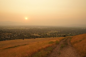 Sheltering Inside May Not Protect You From The Dangers Of Wildfire Smoke