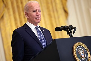 Biden Will Require Vaccines For Federal Workers As Part Of A New COVID Strategy