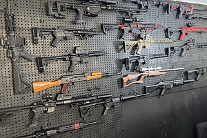 A Deputy Mayor Is Charged With Amassing 16 Assault Weapons And Fake FBI IDs