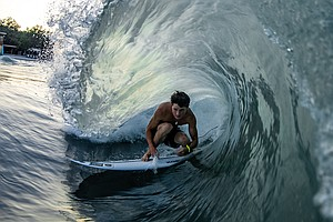 Surfers Are Trading Natural Waves For Artificial Ones In Waco, Texas