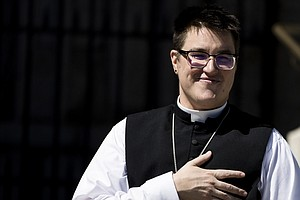 Transgender Bishop Steps Into Historic Role In The Evangelical Lutheran Church
