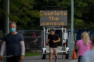 An Independent Review Of The 1st 2020 Census Results Found No Major Irregular...