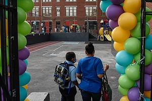 It's Back-To-School Season In NYC. Here's How 3 Moms Are Handling It