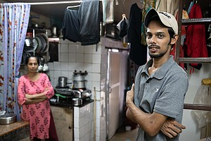 PHOTOS: They Give To Others Even Though They Barely Have Enough To Feed Their...