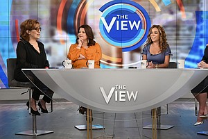 'View' Co-Hosts Test Positive For COVID Moments Before Harris Interview