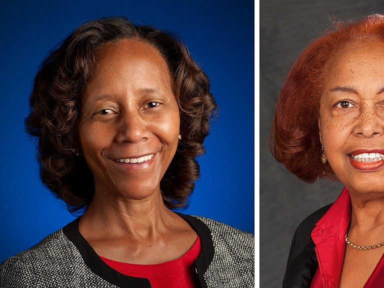 <strong></strong>Engineer Marian Croak (left) and ophthalmologist Dr. Patricia Bath (right) are the first Black women to be inducted into the National Inventors Hall of Fame in its nearly 50-year history.
